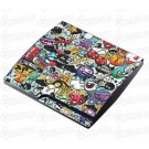 Skin Ps3 Slim Sticker Bomb
